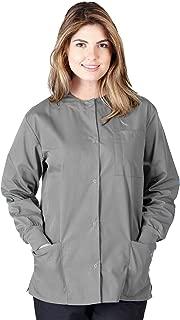 Women's Scrub Jacket Medical Scrub Jacket