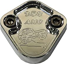 FUEL PUMP BLOCK OFF PLATE FITS JEEP AMC 258 CJ5 CJ7 ENGINES F109