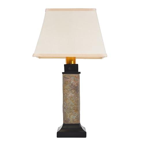 Wicker Table Lamp Amazon Com