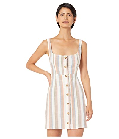 Show Me Your Mumu Cora Dress (Shorebert Stripe) Women