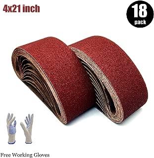 Best belt sandpaper 4x21 Reviews