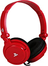 PRO4-10 Officially Licensed Stereo Gaming Headset - Red (PS4/PSVita) [Edizione: Regno Unito]