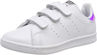 adidas Unisex Kids' Stan Smith Cf C Gymnastics Shoes