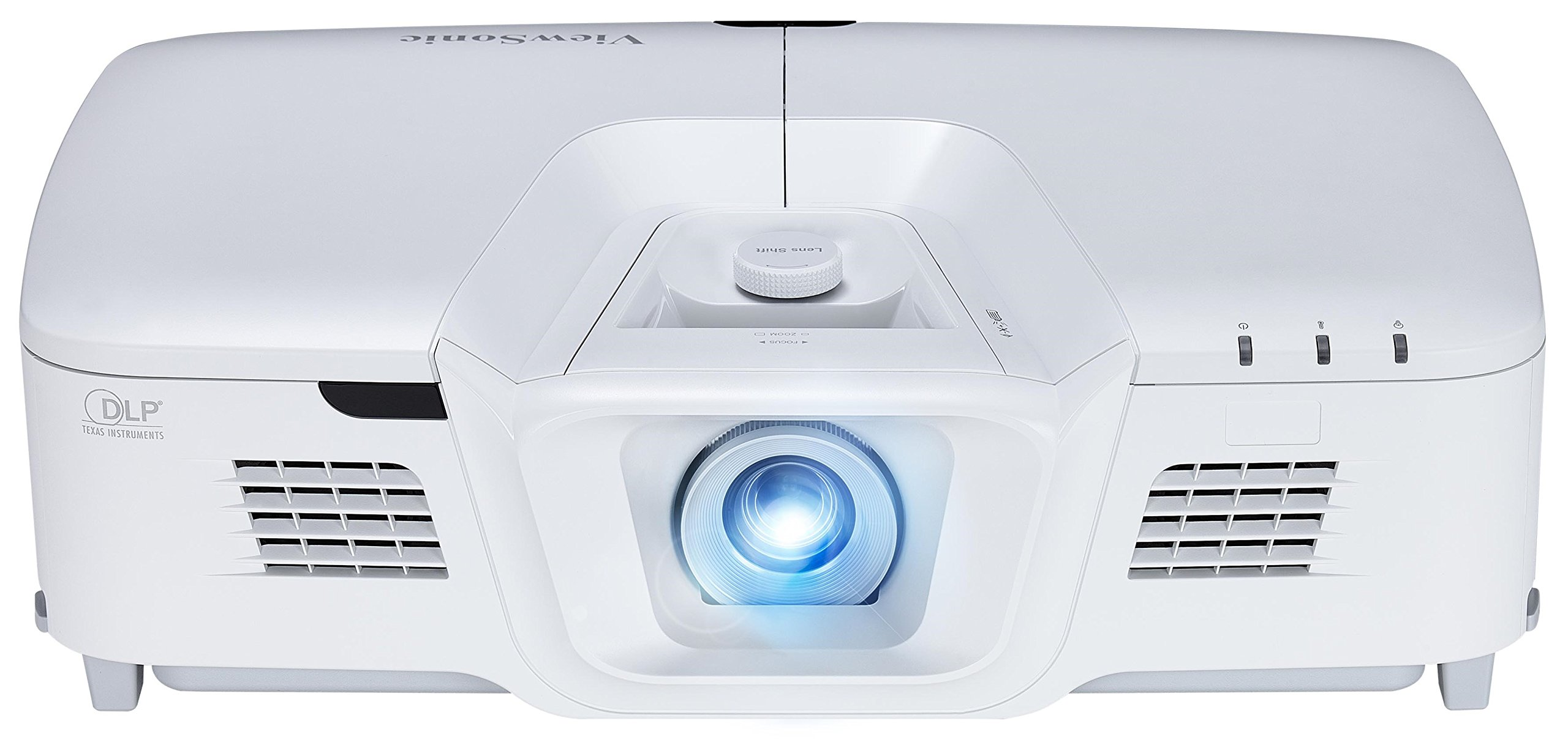 ViewSonic PG800HD Lumens Networkable Projector