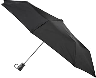 Auto Open Water-Resistant Foldable Umbrella with Sun Protection