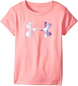 Under Armour Kids - Foil Big Logo Short Sleeve (Toddler)