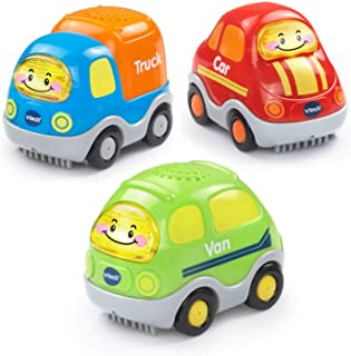 VTech Go! Go! Smart Wheels Everyday Vehicles 3-Pack
