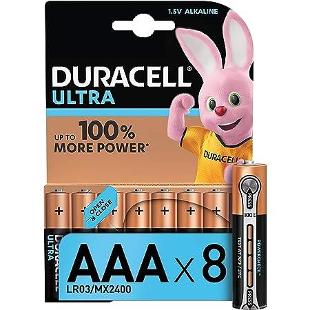 Duracell Ultra Aa Alkaline Batteries Elektronik