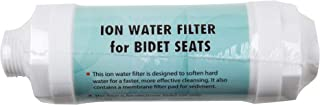Ion Water Filter For Bidet Seats