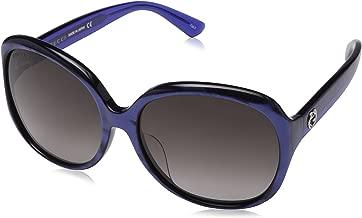 Gucci GG0080SK Fashion Sunglasses 61 mm