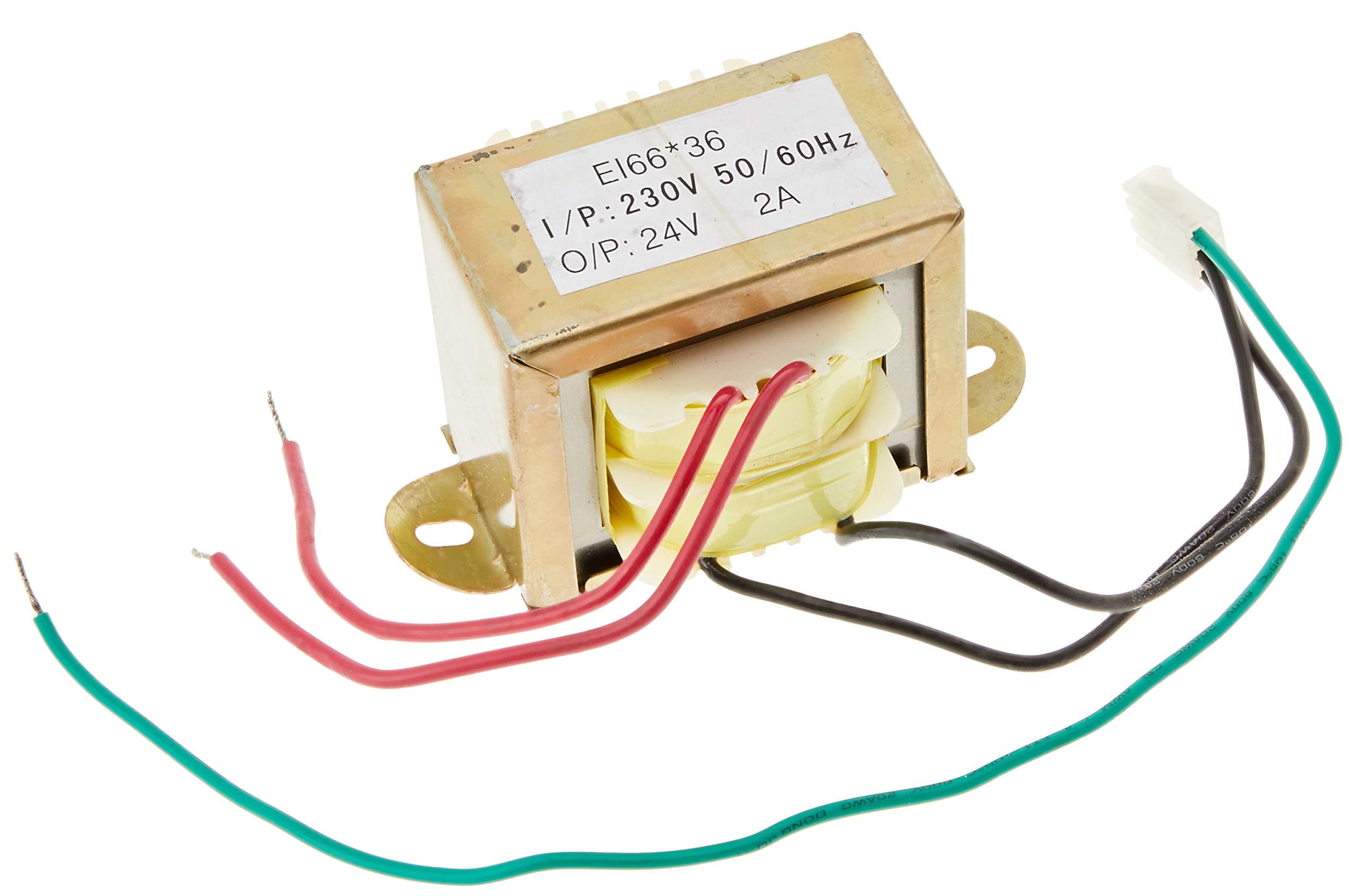 P PRETTYIA Convertisseur De Puissance AC 24V /À DC 12V Adaptateur R/égulateur De Tension Transformateur /Électronique