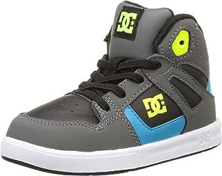 DC Shoes Rebound UL, Chaussures Premiers Pas Fille