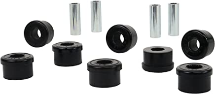 Nolathane REV118.0036 Black Trailing Arm Bushing Lower Rear