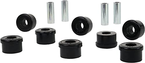 Nolathane REV118.0016 Black Trailing Arm - Lower Bushing - Rear