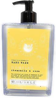 Asquith & Somerset Nourish Chamomile & Rose Hand Wash 16.9 Fl Oz
