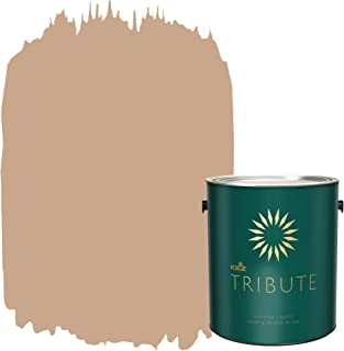 KILZ TRIBUTE Interior Matte Paint and Primer in One, 1 Gallon, Pottery Beige (TB-93)