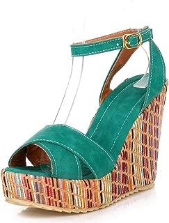 Sandals Wedges Platform Sandals Open Toe Party Dress Office Shoes