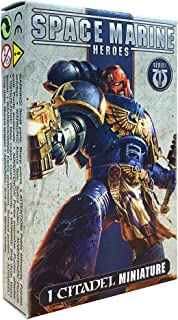 Warhammer 40K Space Marines Heroes Series 1 Blind Box Miniature (1 Figure)