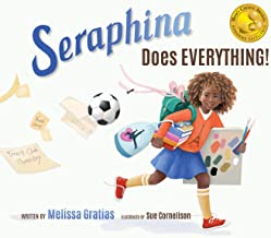Seraphina Does Everything
