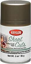 Krylon KSCS09900 Short Cuts Aerosol Spray Paint, 3-Ounce, Antique Bronze