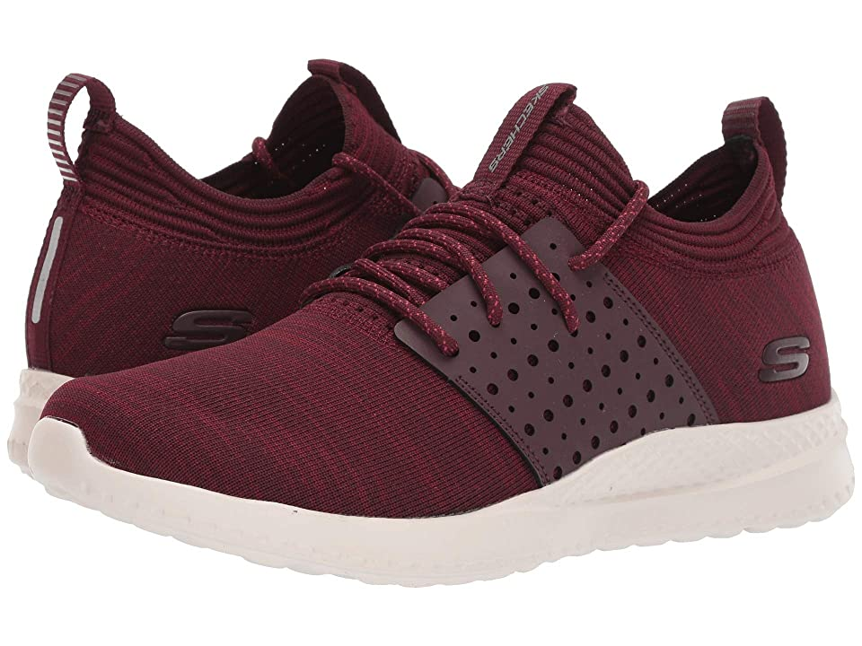 SKECHERS Matera Knocto (Burgundy) Men
