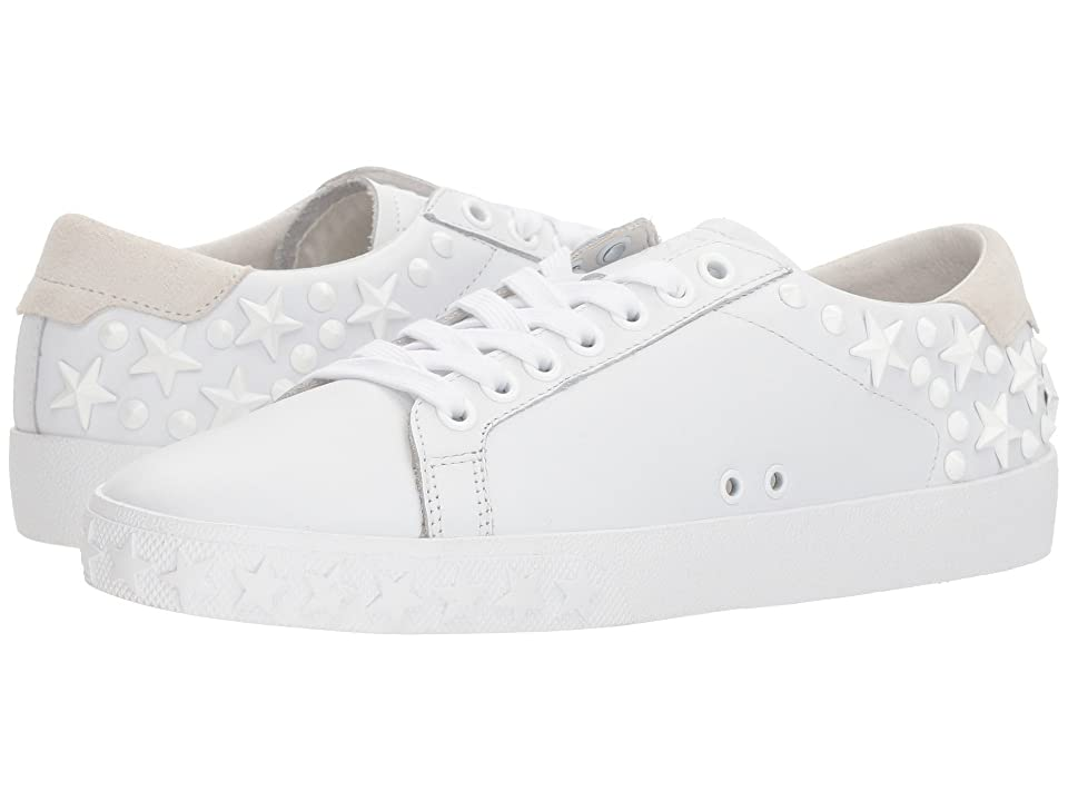 ASH Dazed (White/Snow White Nappa Calf) Women
