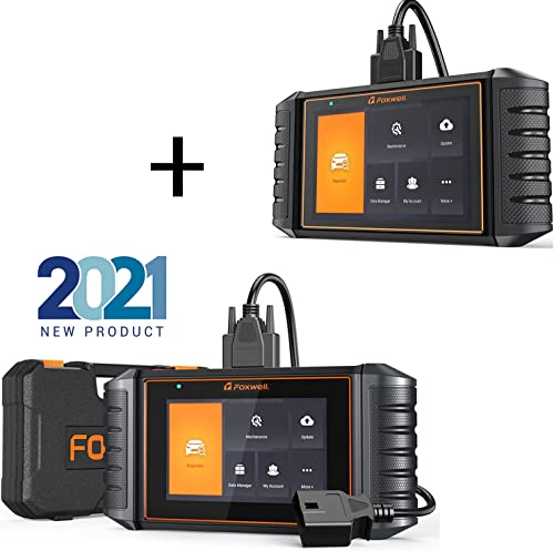 popular FOXWELL (2021 New-Tech) NT726 OBD2 Scanner Car Code outlet online sale Reader discount for All Car,All Systems Car Diagnostic Scanner,8 Reset Service NT706 online