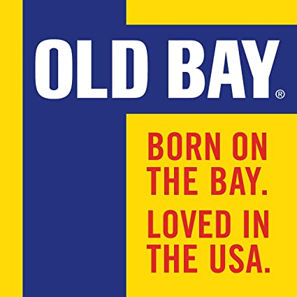 OLD BAY Seasoning, 24 oz - One 24 Ounce Container of Old Bay All-Purpose Seasoning with Unique Blend of 18 Spices and Herbs for Seafood, Poultry, Salads, and Meat