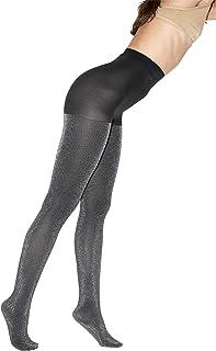 American Apparel Women's Metallic Pantyhose