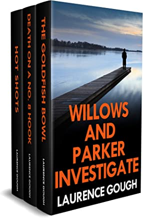 Willows and Parker Investigate: Three twisting crime novels