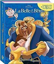 Disney La Bella y la Bestia Cuentas y Figuras