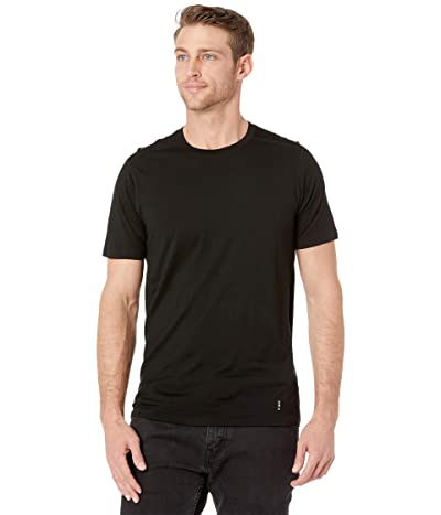 Smartwool Merino 150 Base Layer Short Sleeve (Black) Men