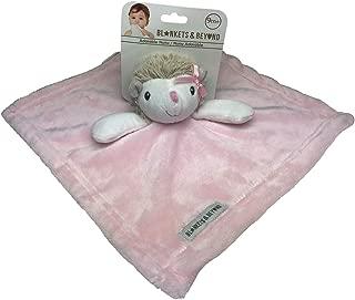 Blankets and Beyond Pink Hedgehog Nunu