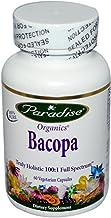 PARADISE HERBS Paradise Herbs Bacopa, 60 CT