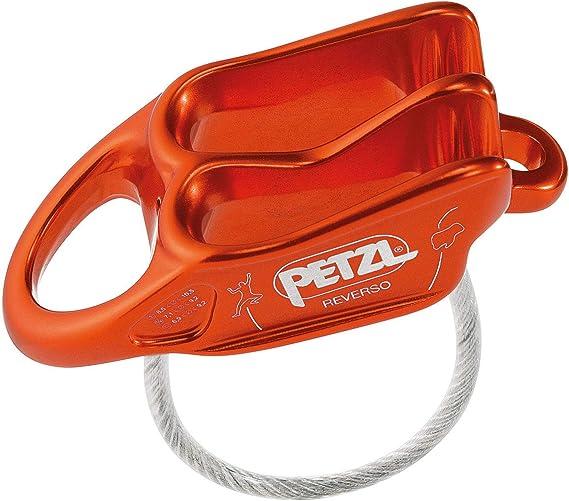 PETZL Belay Dispositivo de Seguridad, Unisex Adulto