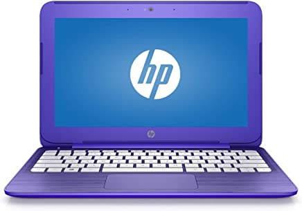 HP Stream 14in Flagship Laptop Computer, Intel Celeron...