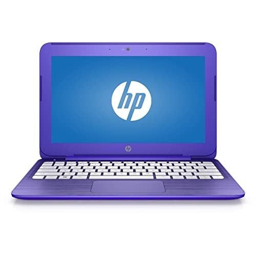 HP Stream 11 11.6 inch Laptop (Intel Celeron N3060 1.6GHz, 4GB RAM,