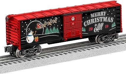 Amazon.com: Lionel 2019 Christmas, Electric O Gauge Model Train