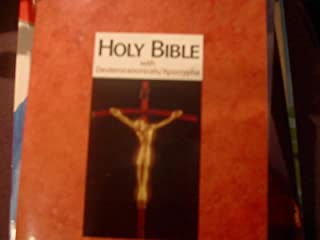 Holy Bible with Deuterocanonicals/apocrypha Good News Translation (Isbn 10: 1585165328 / Isbn 13: 9781585165322 )