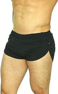 ca6a5ddda271 VbrandeD Men s American Flag and Nylon Swimwear Running Shorts