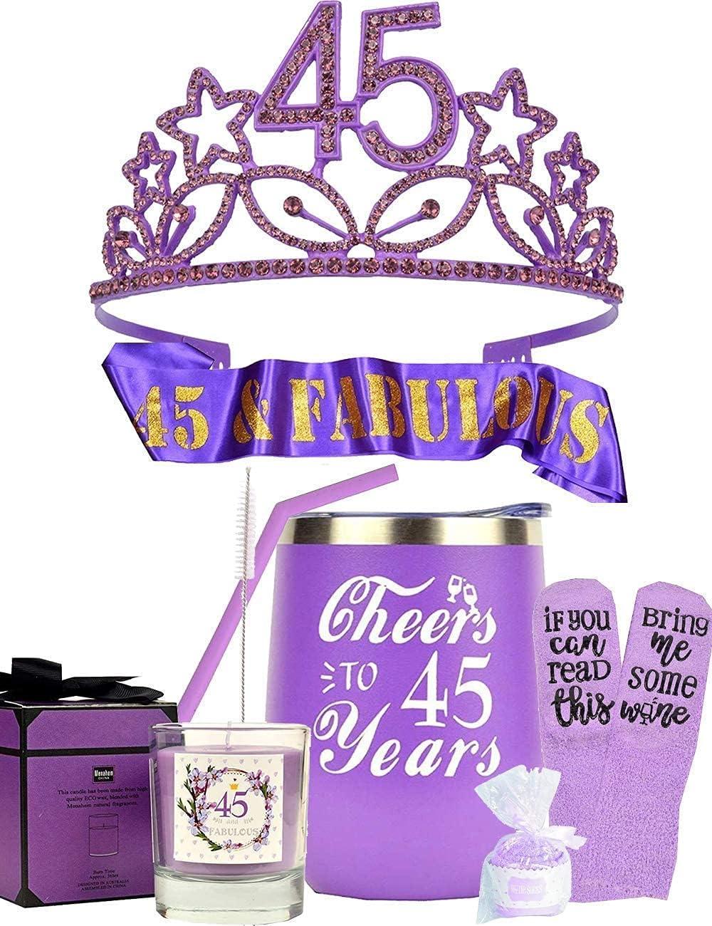 45th Birthday Gift for NEW売り切れる前に☆ Woman I'm Turnin 45 上品 Best