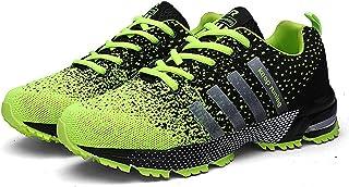 Goalsse Uomo Donna Scarpe da Ginnastica Sportive Running Fitness Sneakers Traspiranti Outdoor Respirabile Mesh Casual Snea...
