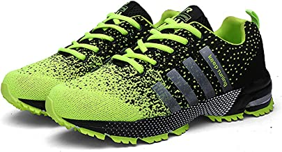 Goalsse Uomo Donna Scarpe da Ginnastica Sportive Running Fitness Sneakers Traspiranti Outdoor Respirabile Mesh Casual Sneakers