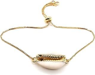 Best gold seashell bracelet Reviews