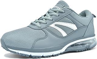 Zapatillas de Running para Mujer, Zapatillas de Deportivas para Correr Al Aire Libre Zapatos Gimnasia Ligero Fitness Casual Sneakers Zapatillas Ligeras Cómodas y Transpirables, 36-41EU