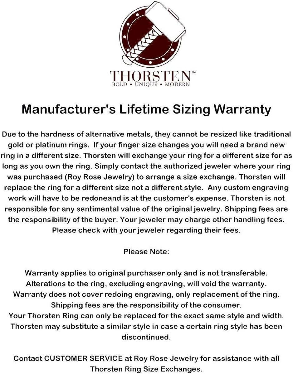 Mens Comfort Fit -Brushed Black Center Polished Beveled Edges - Titanium Wedding Ring - 6mm 8mm Wide - Style name: ATNOS