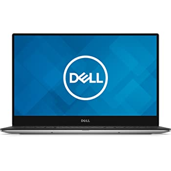 "Dell XPS9360-5000SLV-PUS 13.3"" QHD Laptop (7th Gen Core i5 (up to 3.1 GHz), 8GB, 256GB)Intel HD Graphics 620, Silver"