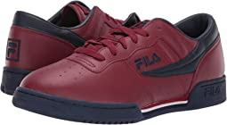 Biking Red/Fila Navy/White