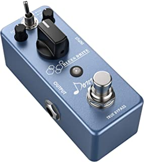 Quality Overdrive Pedals