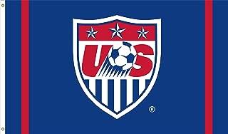 US Men's Soccer Team | Premium Fan Flag | Close-Out Value!